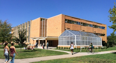 NSU's Greenhouse