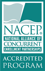 NACEP accreditation