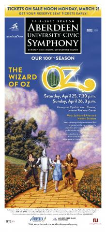 """Wizard of Oz"" Ad"