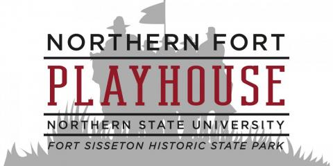 Graphic of Northern Fort Playhouse logo