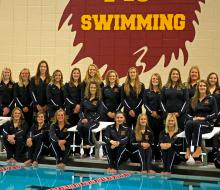NSU Swim Team