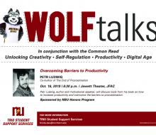 Wolf Talk with Petr Ludwig